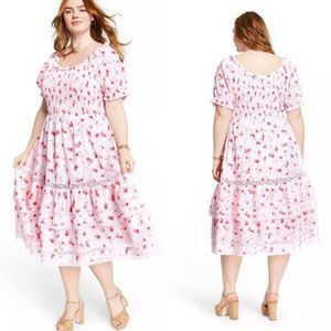 NWT LoveShackFancy for Target Cosette Dress